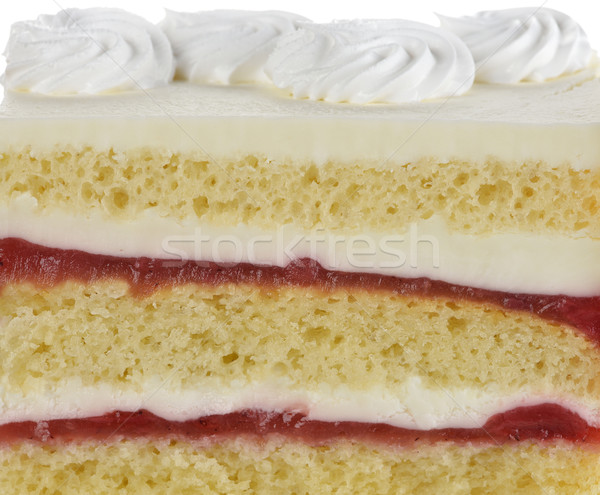 Strawberry Cake Stock photo © saddako2