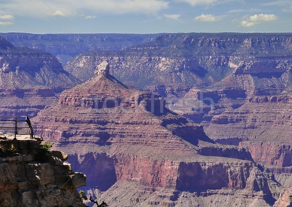 Grand Canyon Arizona EUA natureza viajar nascer do sol Foto stock © saddako2