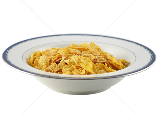 corn flakes  Stock photo © saddako2