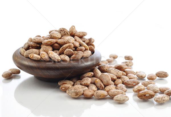 raw beans Stock photo © saddako2