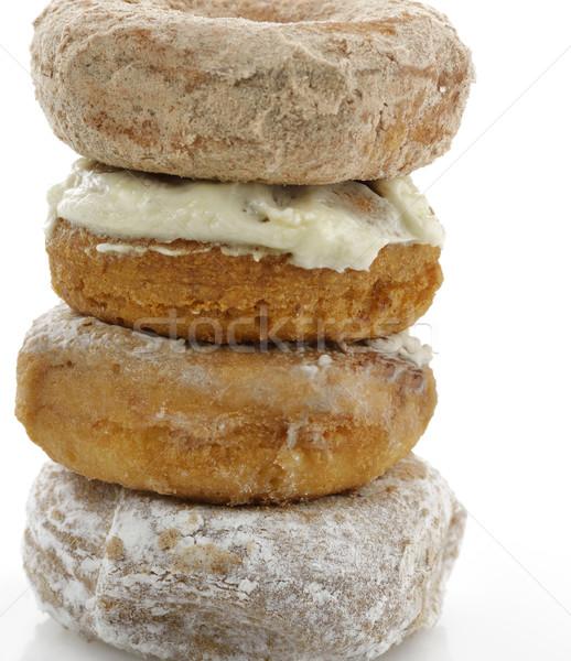 сахарная пудра белый продовольствие десерта Sweet Сток-фото © saddako2