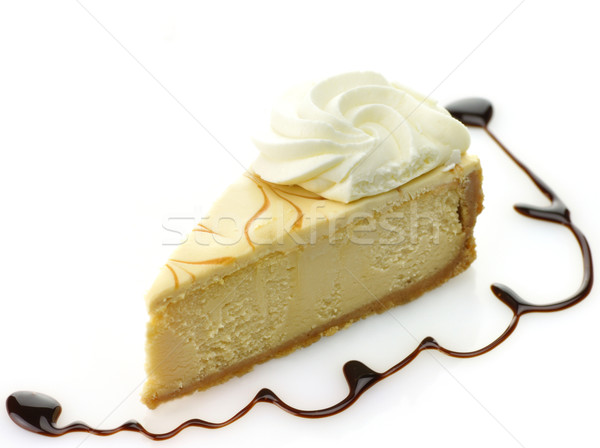 cheesecake slice  Stock photo © saddako2
