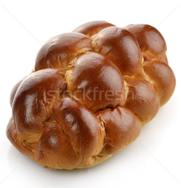 хлеб буханка свежие белый продовольствие Сток-фото © saddako2