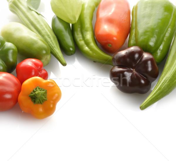 Fresh Vegetables Stock photo © saddako2