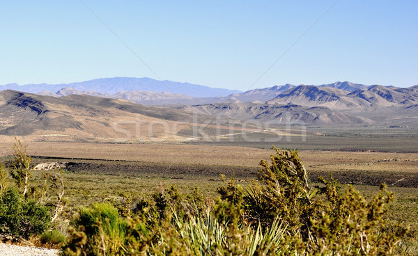 Stock photo: Red Rock Canyon