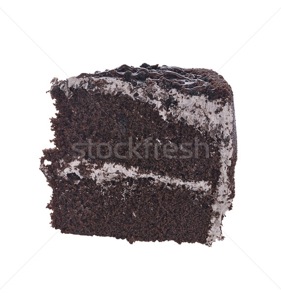 Chocolate Fudge Cake Stock photo © saddako2
