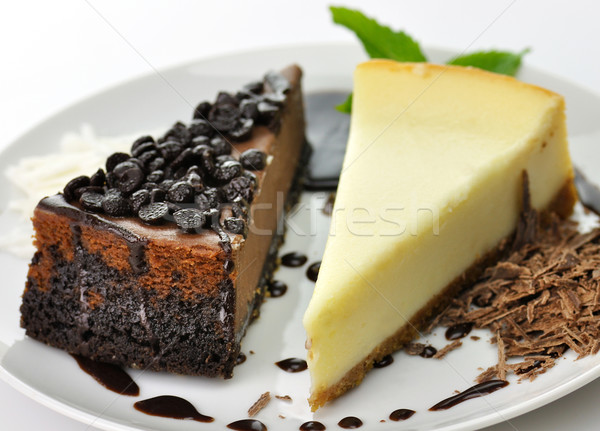 cheesecakes Stock photo © saddako2