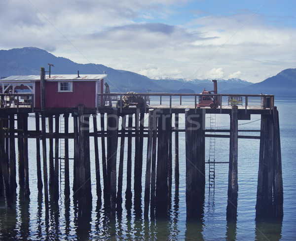 Icy Strait Point, Hoonah, Alaska, USA  Stock photo © saddako2