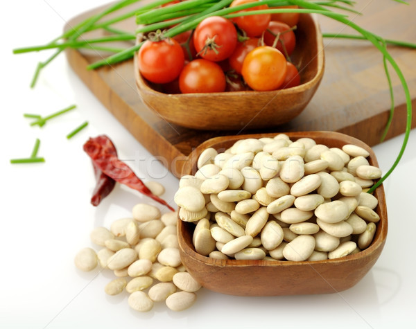 White Beans Stock photo © saddako2