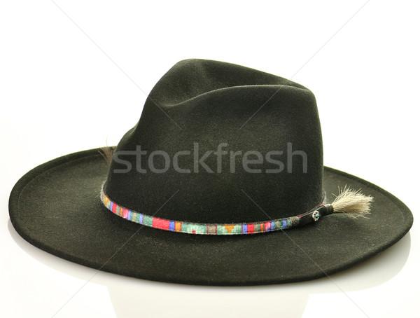 vintage cowboy hat  Stock photo © saddako2
