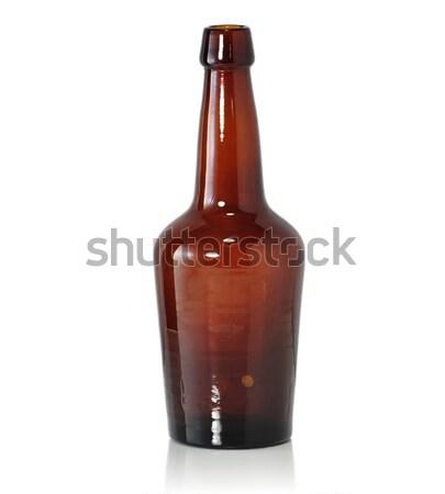 vintage beer bottle Stock photo © saddako2