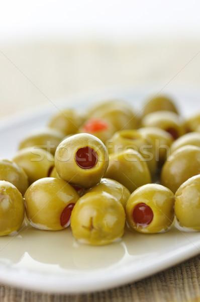 olives Stock photo © saddako2
