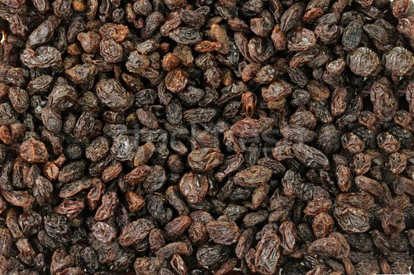Mazsola étel makró közelkép szezonális köteg Stock fotó © saddako2