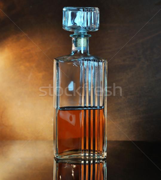 whiskey decanter  Stock photo © saddako2