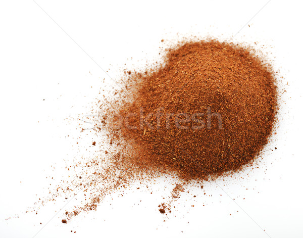 Chili Pepper Powder Stock photo © saddako2