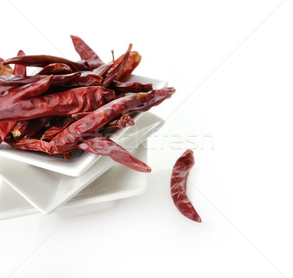 hot red pepper Stock photo © saddako2