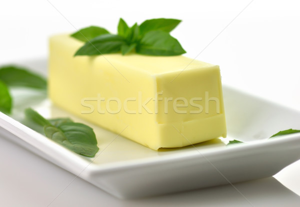 fresh butter Stock photo © saddako2