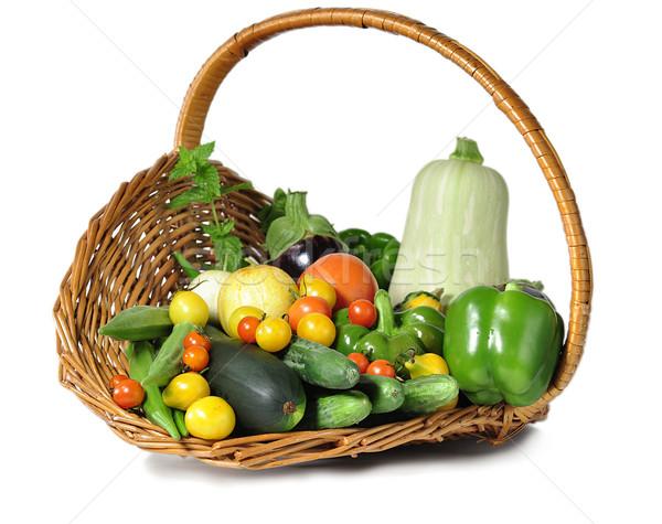 vegetables assortment Stock photo © saddako2