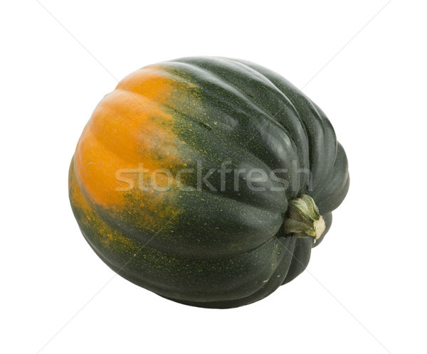 Acorn Squash on white Stock photo © saddako2