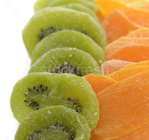 Dried Kiwi And Mango Fruits Stock photo © saddako2