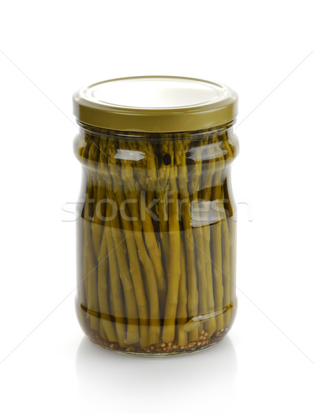 Canned Asparagus  Stock photo © saddako2