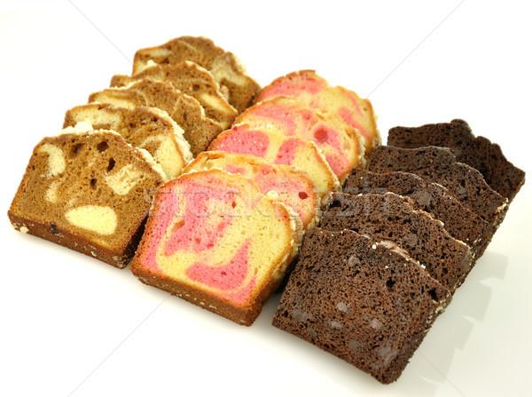 ローフ ケーキ 食品 チョコレート ストックフォト © saddako2