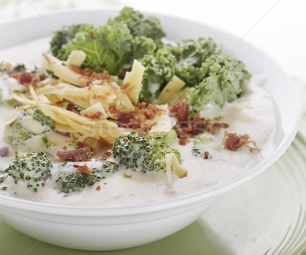 Broccoli Soup Stock photo © saddako2