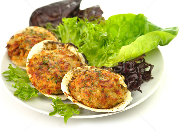 stuffed clams Stock photo © saddako2