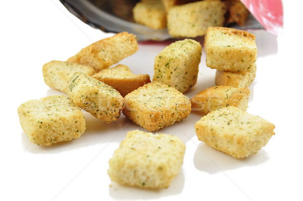 croutons Stock photo © saddako2