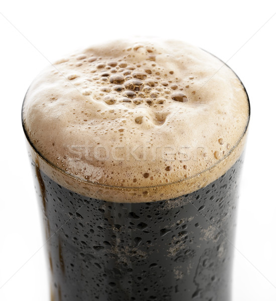 Dark Beer  Stock photo © saddako2