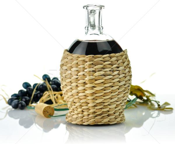 red wine composition Stock photo © saddako2