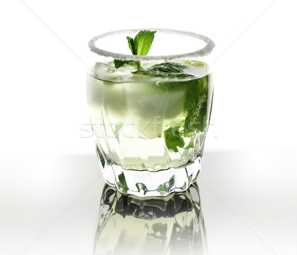 Stock photo: cold drink