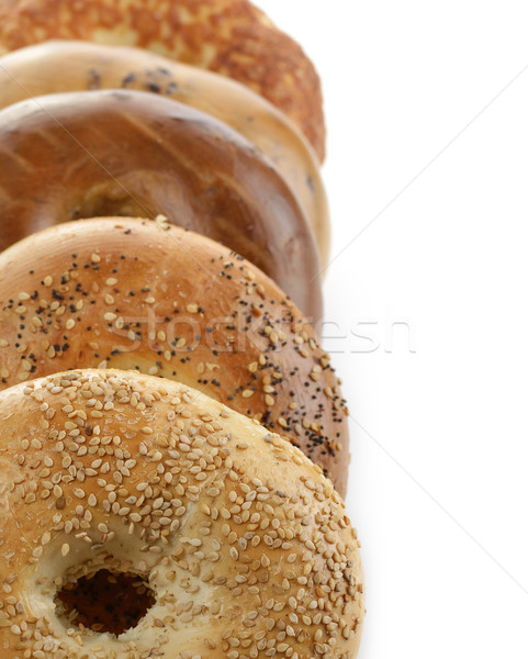 Bagels Stock photo © saddako2