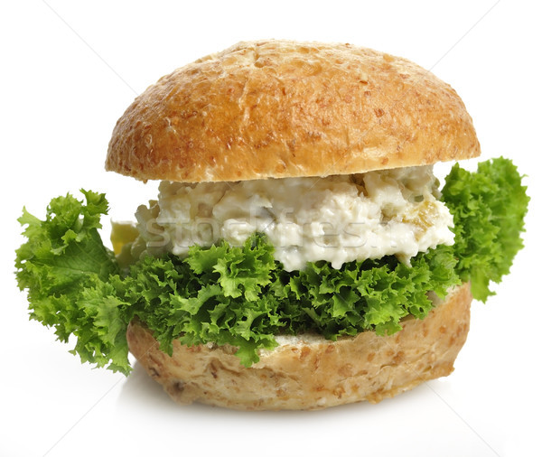 Chicken Salad Sandwich Stock photo © saddako2