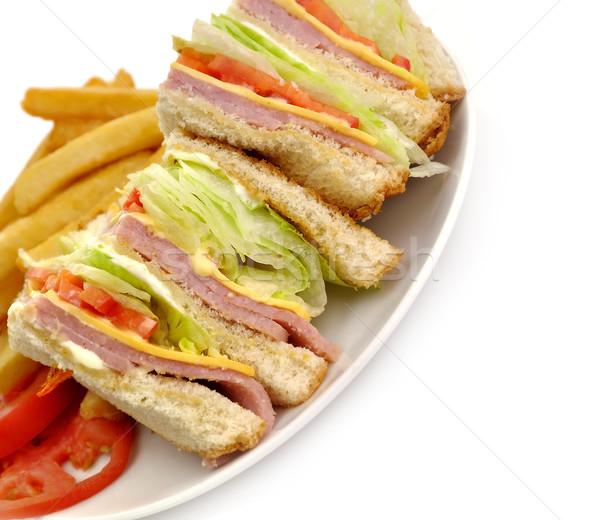Sandwich Stock photo © saddako2