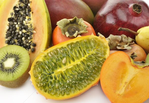 Tropical Fruits Stock photo © saddako2