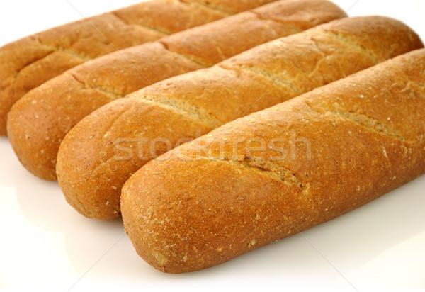 Trigo pão pão grão marrom frescura Foto stock © saddako2