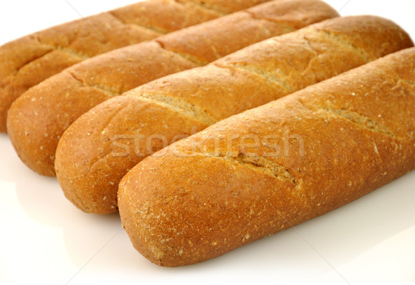 Volkoren brood brood graan bruin versheid Stockfoto © saddako2