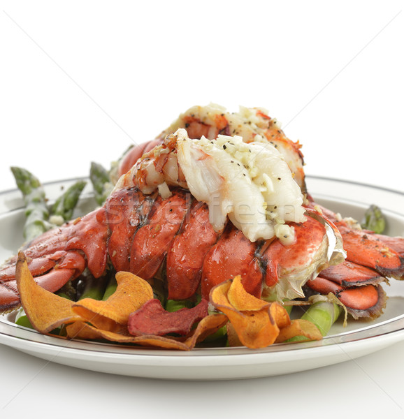 lobster Tails Stock photo © saddako2