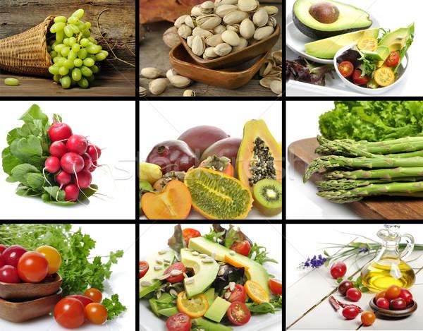Healthy Food  Stock photo © saddako2