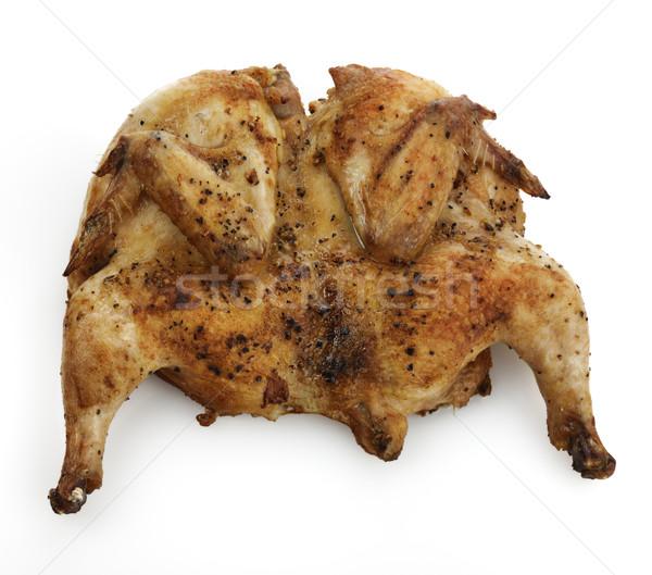 Grilled Chicken Stock photo © saddako2