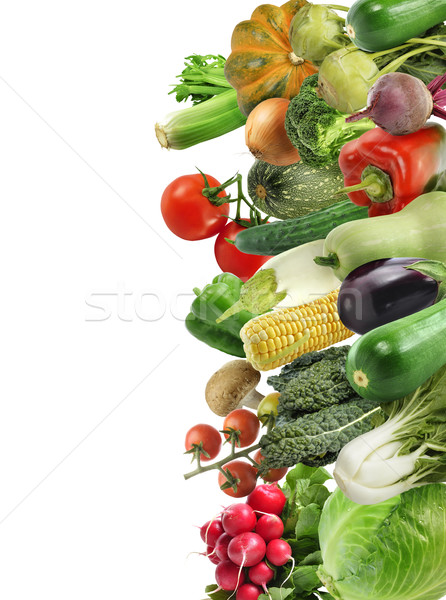 Fresh Vegetables Stock photo © saddako2