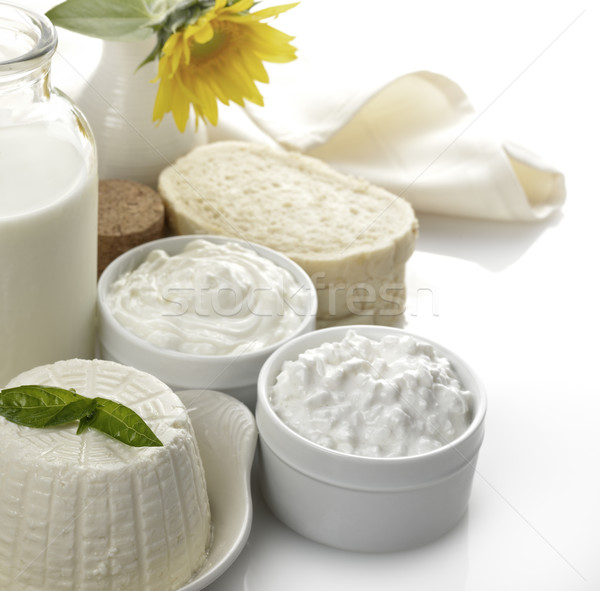 Dairy Products Stock photo © saddako2