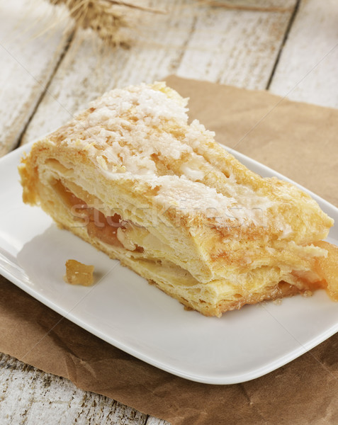 Apple Strudel Stock photo © saddako2