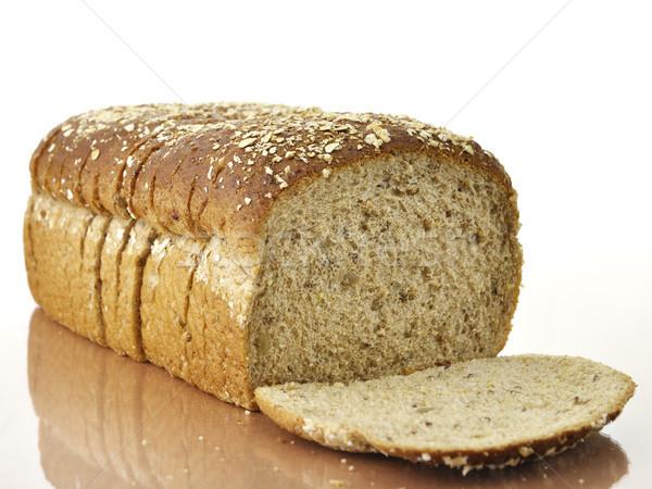 Healthy Bread Loaf Stock photo © saddako2