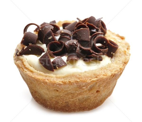 Cream Cheese Tart Stock photo © saddako2