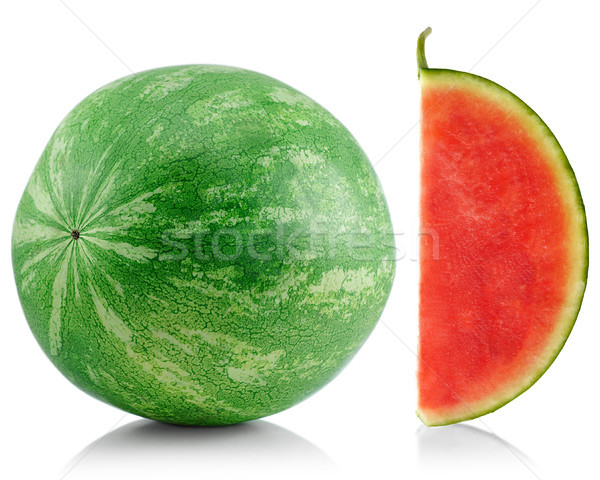 watermelon  Stock photo © saddako2