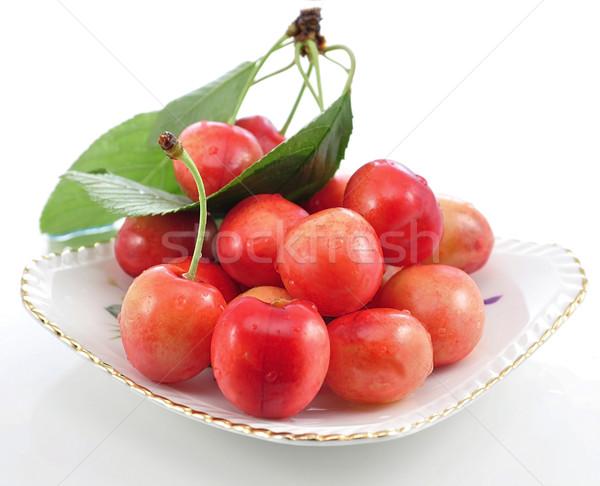 cherry Stock photo © saddako2