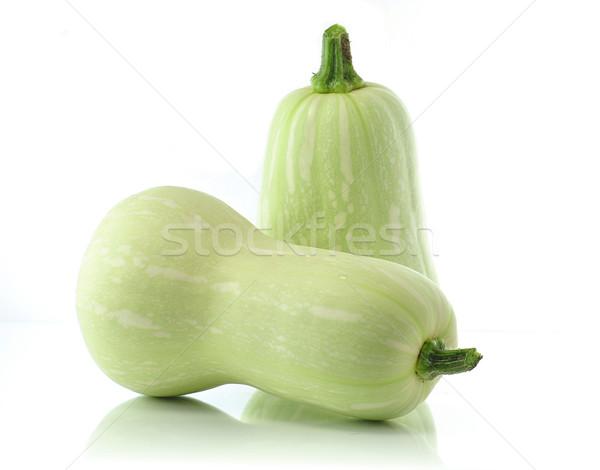 été squash blanche fruits vert usine Photo stock © saddako2