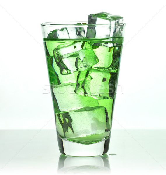 glass of cold drink  Stock photo © saddako2